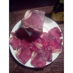 Jambon de vache (cecina de vaca)