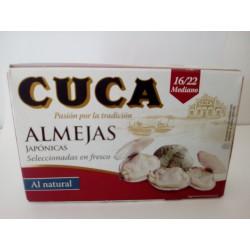 Almejas Cuca