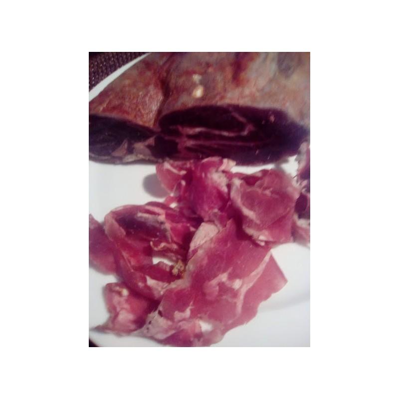 jambon de chèvre - cecina de chivo