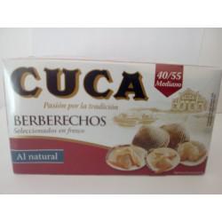 Berberechos Cuca