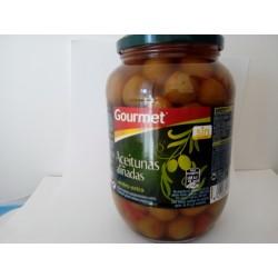 Olives vertes entières...